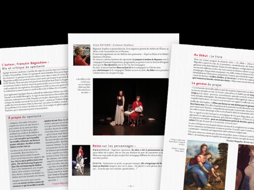 Dossier de presse : la Fière Allure présente «Au Début»