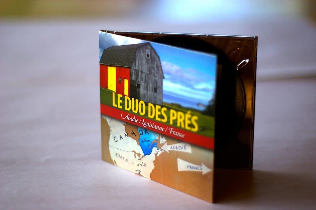 CD «Le Duo des prés»