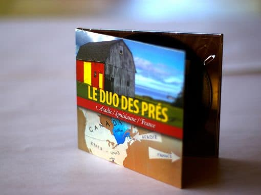 """CD """"Le Duo des prés"""""""