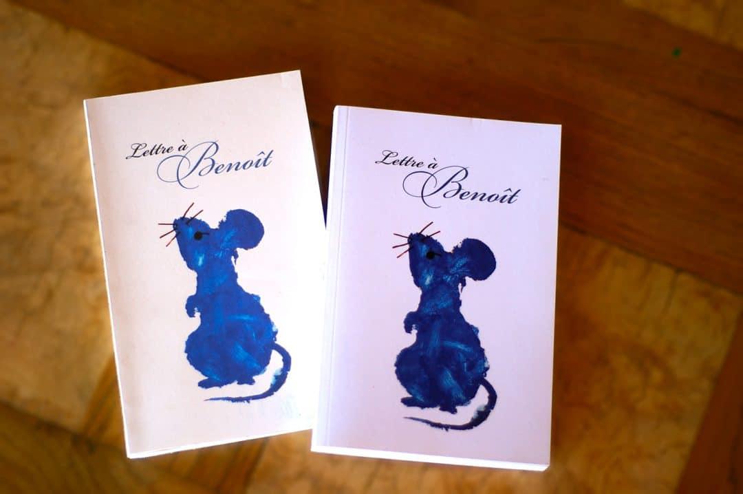 Livre «Lettre à Benoît»